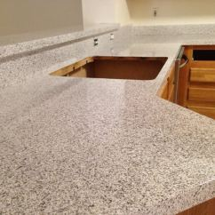 Resurface Kitchen Countertops Big Island Countertop Refinishing Cost Pricing » Bathrenovationhq