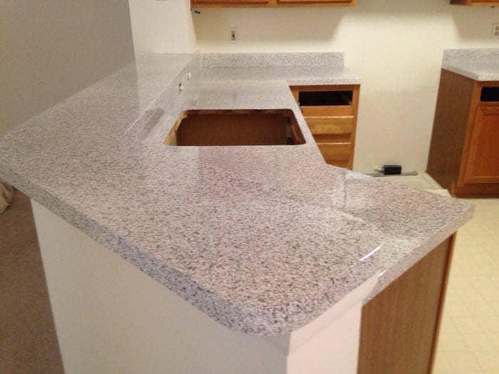 refinishing kitchen countertops pendant lighting for islands countertop cost pricing bathrenovationhq