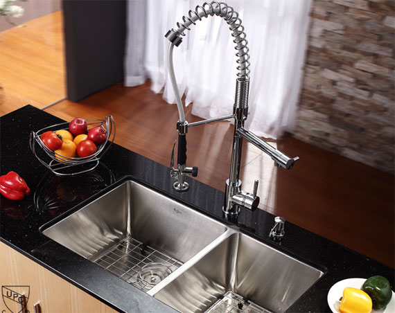 kraus kitchen faucets cherry cabinets why sink faucet is different from other manufacturers new manufacturer