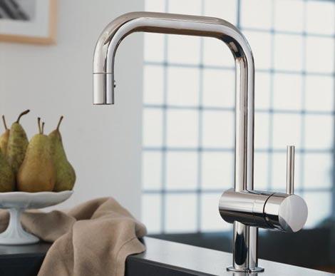 grohe concetto kitchen faucet appliances modern faucets features | best ...