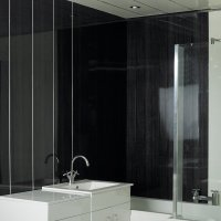 Black Wood - Bathroom Cladding Direct