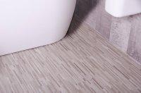 Grey Mosaic Flooring - Bathroom Cladding Direct
