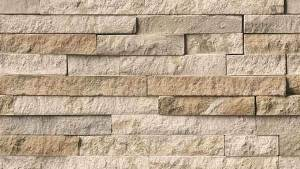 Beige Split Stone Bathroom Cladding Direct