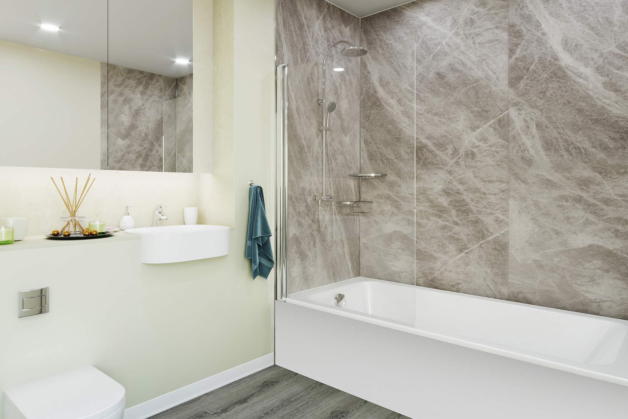 Soapstone Stellar Bathroom Cladding Direct
