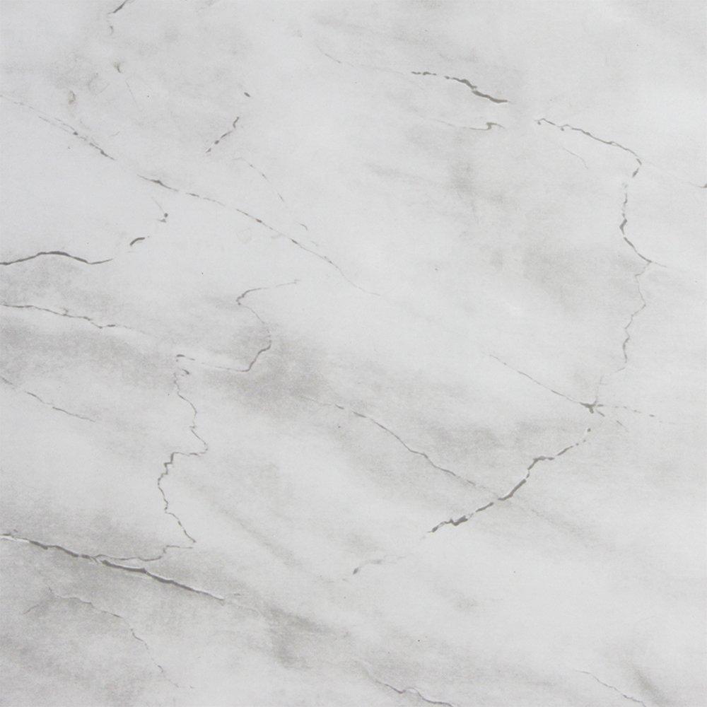 1m Light Grey Marble Bathroom Cladding Direct