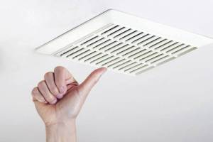 How To Vent A Bathroom Fan Through Soffit