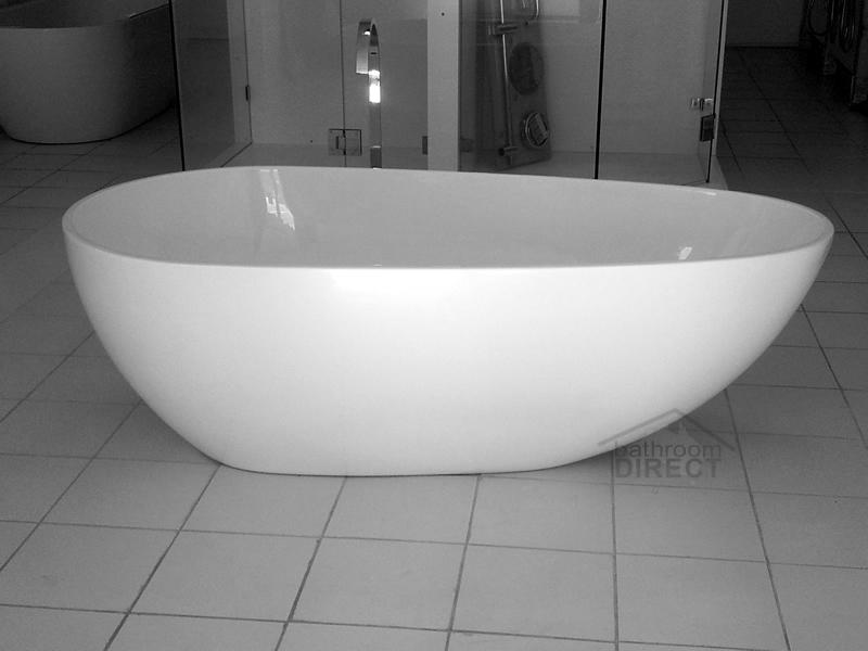Bathroom Direct COMO Free Standing Bath Tub Freestanding