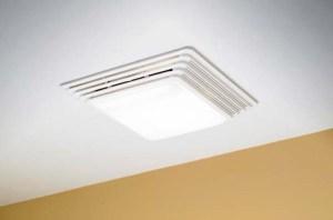 Replace Light Bulb In Bathroom Exhaust Fan