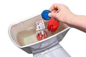 Toilet Bowl Tablets