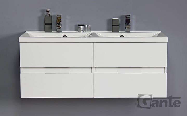 vanity unit 120cm white
