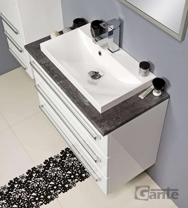 vanity unit 80cm