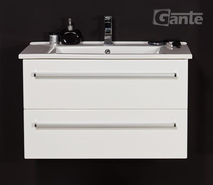 vanity unit 85 cm