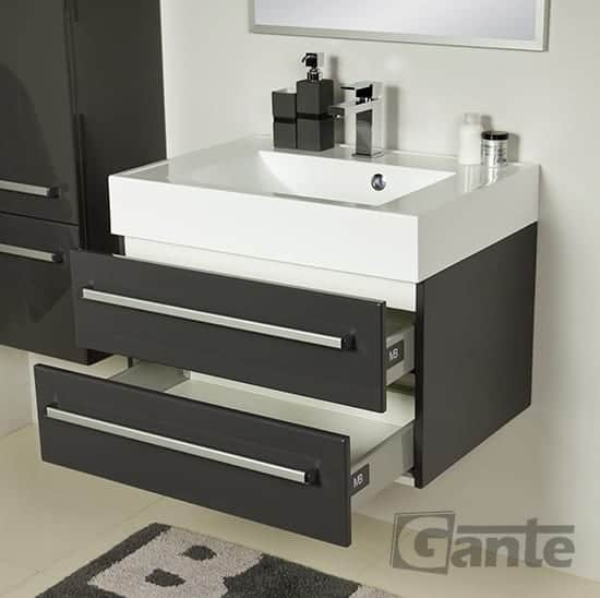 vanity unit 70cm