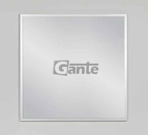 Mirror 80x80 aluminium