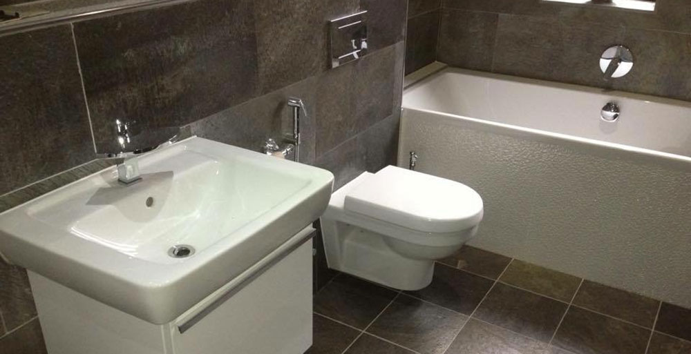 New Bathroom Kings Heath  Bathroom and Kitchen Design