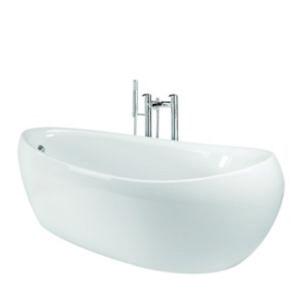 Cocoon freestanding bath
