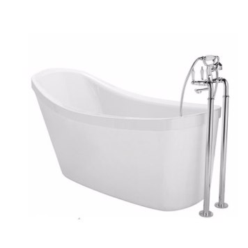 cooke & lewis freestanding duchess bathtub