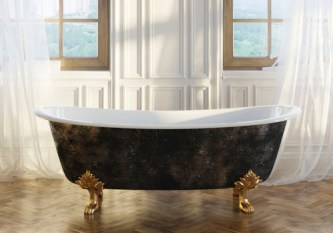 freestanding bathtub with feet