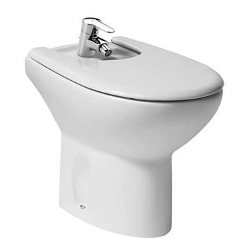 Roca Laura White Back to Wall Bidet