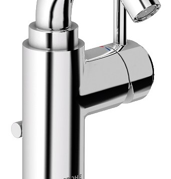 Grohe Atrio Bidet Mixer with Pop-Up Waste 32134001
