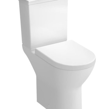 Vitra S50 Comfort Height Close Coupled Toilet Pan