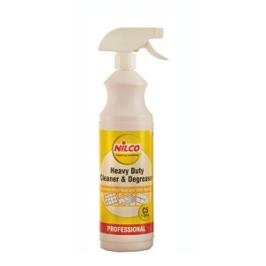 Nilco Professional Kitchen cleaner & degreaser 1L Trigger spray bottle