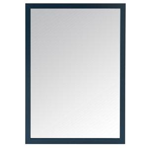GoodHome Perma Blue Bathroom Mirror (H)700mm (W)1000mm