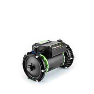Salamander Pumps 1.5 Bar Shower Pump (H)161mm (W)148mm (L)270mm Black