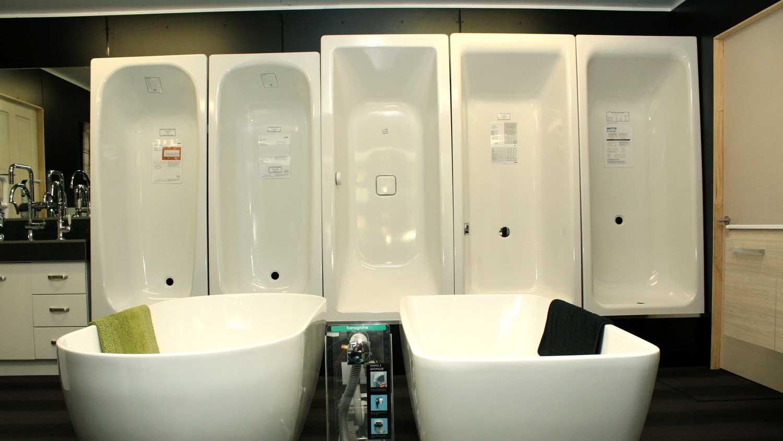 Showroom  Bathroom Supplies in Brisbane