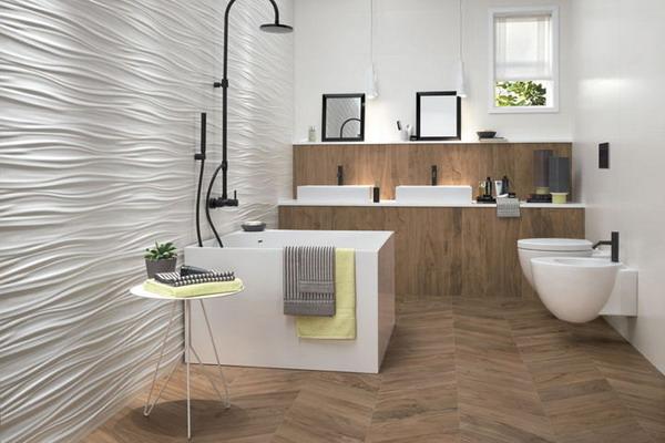 bathroom tile designs 2022 general