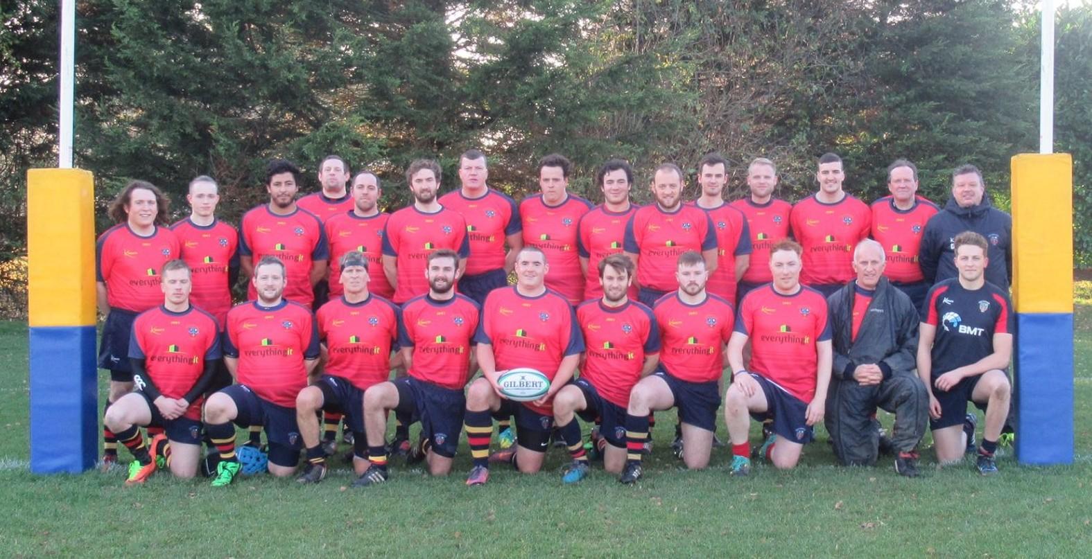 Bath Saracens 30 Melksham 3rds 12