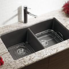 Blanco Kitchen Sink Plumbing Diamond U 2 Baths By Design