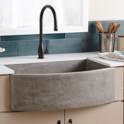 Kitchen Sinks White Table Set Native Trails Nskq3320 Sink Baths By Design