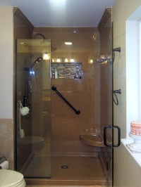 Custom Walk In Showers