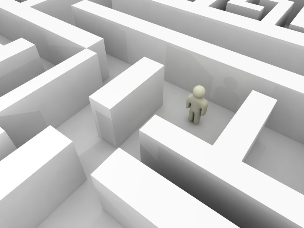 Help through life's maze