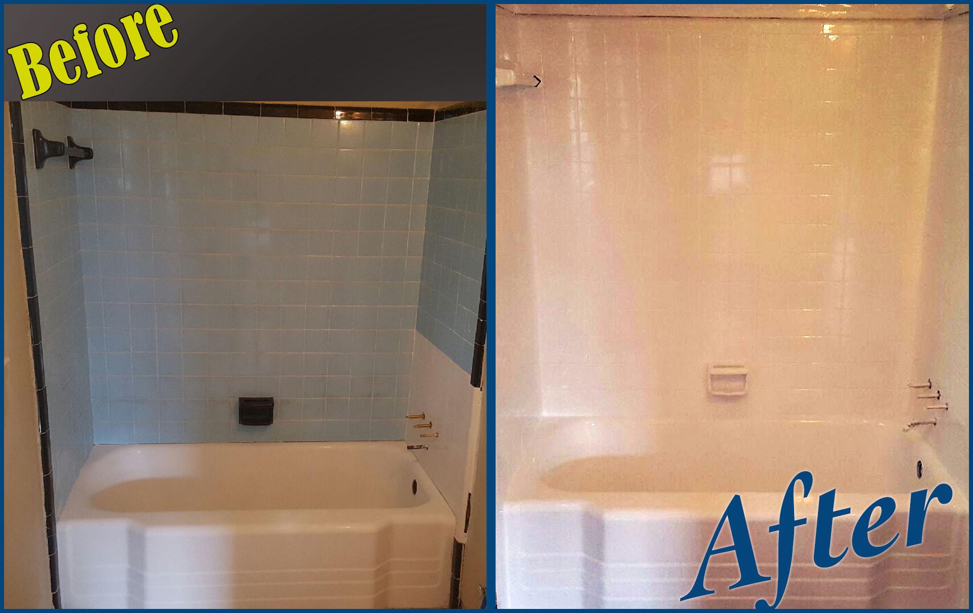 Bathtub Refinishing Charlotte Nc