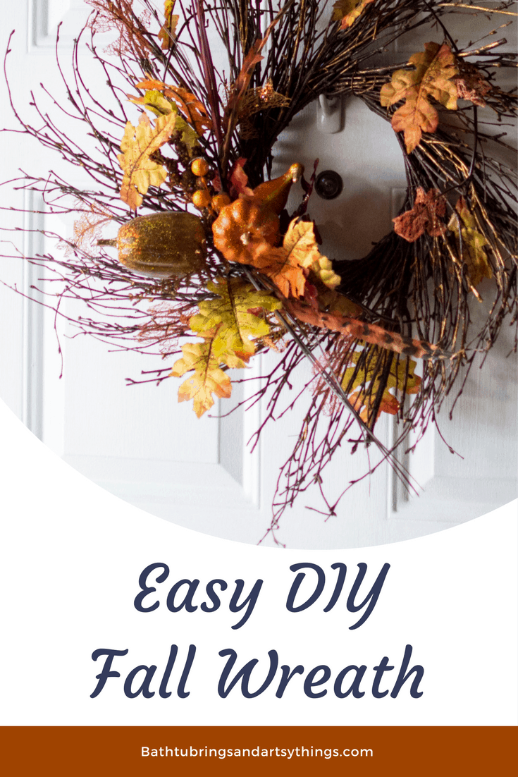 Fall Farm house wreath