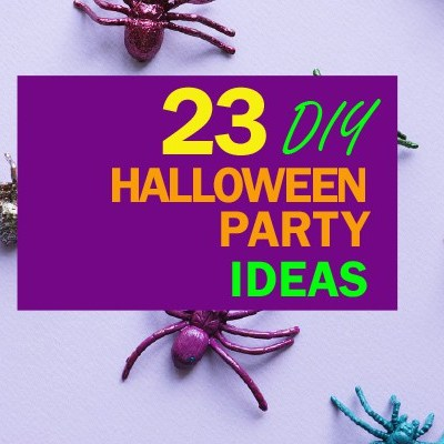 23 Amazing DIY Halloween Party Ideas