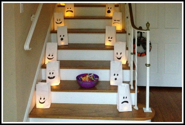 Easy Halloween decorations and party ideas.