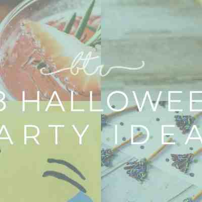 48 Super Awesome Halloween Party Ideas