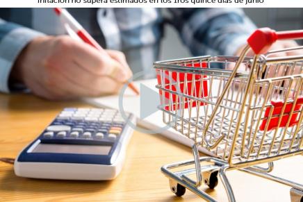 Flash Económico – México: Inflación, 1ra quincena junio 2018