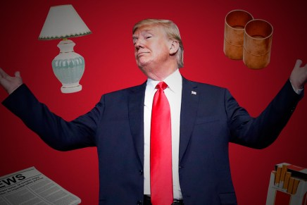 Top del día: Con amenazas de Trump sobre aranceles vuelve pesimismo a mercado