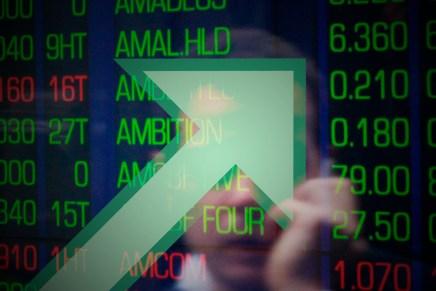 Cierre: Índices accionarios volvieron a ganar como el sector energético