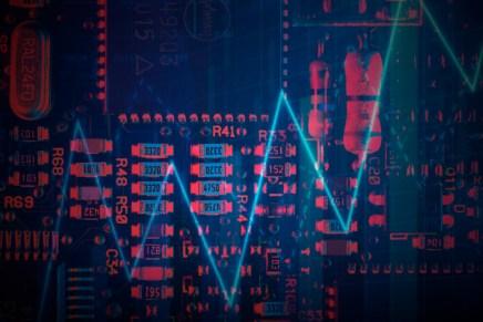 Cierre del día: Ganancias en el mercado por sector tecnológico