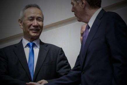 Top del día: China y EUA retomarán negociaciones en octubre
