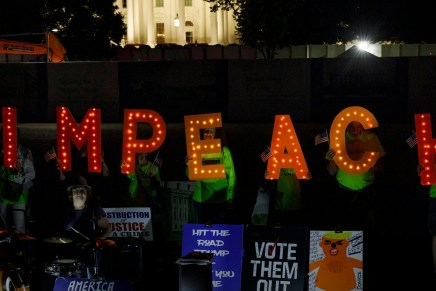 Top del día: Drama político continúa en EUA