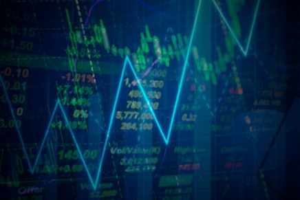 Cierre: Avance de emisoras financieras logran ganancias en los mercados
