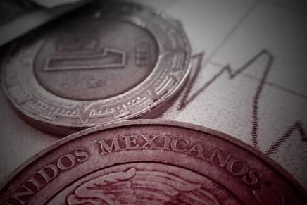 Cierre del día: Peso alcanzó prácticamente las 19.50 unidades al mayoreo