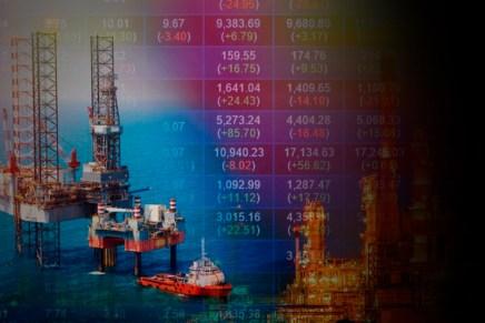 Cierre: Petróleo tuvo su primera jornada ganadora en 6 días