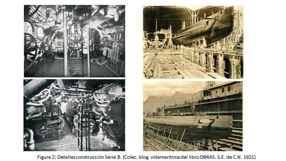 La pérdida del submarino B-5 (2/6)